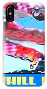 Downhill Racer IPhone Case