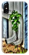 Downspout IPhone Case