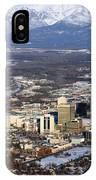 Downtown Anchorage IPhone Case