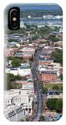 Downtown Annapolis IPhone Case