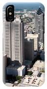 Downtown Atlanta IPhone Case