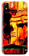 Downtown Heatwave  IPhone Case