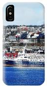 Downtown Of St. John's IPhone Case