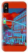 Downtown Prescott Arizona  IPhone Case