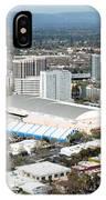 Downtown San Jose California IPhone Case