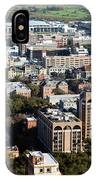 Downtown Savannah IPhone Case