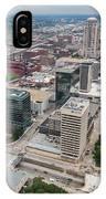 Downtown St Louis IPhone Case