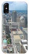 Downtown St. Louis IPhone Case
