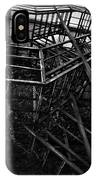 Downtown Stairs IPhone Case