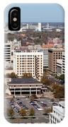 Downtown Wichita IPhone Case