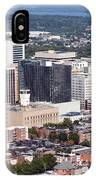 Downtown Wilimington IPhone Case