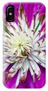 Dr. Seuss Flower  No. 1569 IPhone Case