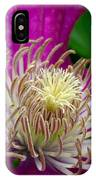 Dr. Seuss Flower No. 7636 And Bud IPhone Case