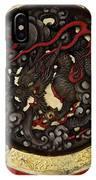 Dragon At The Senso-ji Temple IPhone Case