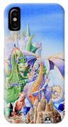 Dragon Castle IPhone Case