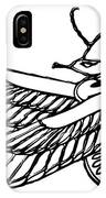 Dragon - Demon Of Ancient Egypt IPhone Case