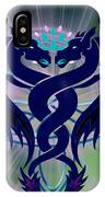 Dragon Duel Series 2 IPhone Case