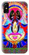 Dragon  Eyes N Monster Funny Face Cartoon Art By Navinjoshi  IPhone Case