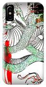 Dragon Inverted IPhone Case