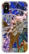 Dragon Sea Horse IPhone Case