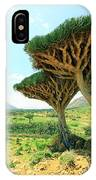 Dragon's Blood Tree 3 IPhone Case