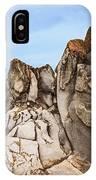 Dragon's Teeth Rocks IPhone Case