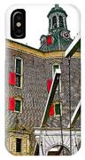 Drawbridge And Tower In Enkhuizen-netherlands IPhone Case