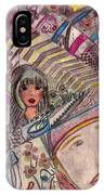 Drawings IPhone Case