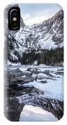 Dream Lake Reflection IPhone Case