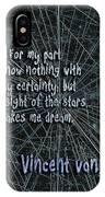 Dream Stars IPhone Case