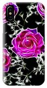 Dream With Roses IPhone Case