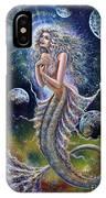 Dreams Of Mermaid IPhone Case