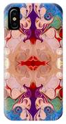Drenched In Awareness Abstract Healing Artwork By Omaste Witkows IPhone Case