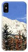 Dressed For Winter IPhone Case