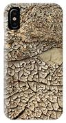Dried Mud Pan It Time Of Drought IPhone X Case