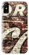 Drink Coca-cola 2 IPhone Case