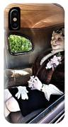 Driving Miss Daizee IPhone Case