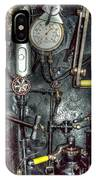 Driving Steam IPhone Case
