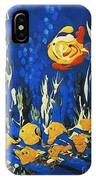 Drizzlefish IPhone Case