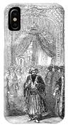Drury Lane Theatre, 1854 IPhone Case