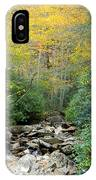 Dry Creek Bed IPhone Case