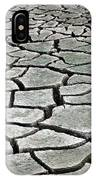 Dry Lake Bed IPhone Case