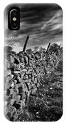 Dry Stone Walls IPhone Case