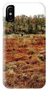 Dry Swamp IPhone Case