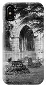 Dryburgh Abbey, 1866 IPhone Case