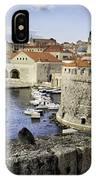 Dubrovnik Walls IPhone Case
