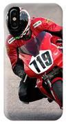 Ducati No. 719 IPhone Case
