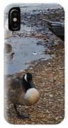 Duck Duck Goose IPhone Case