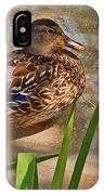 Duck IPhone Case
