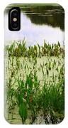 Duckweed Reflection IPhone Case